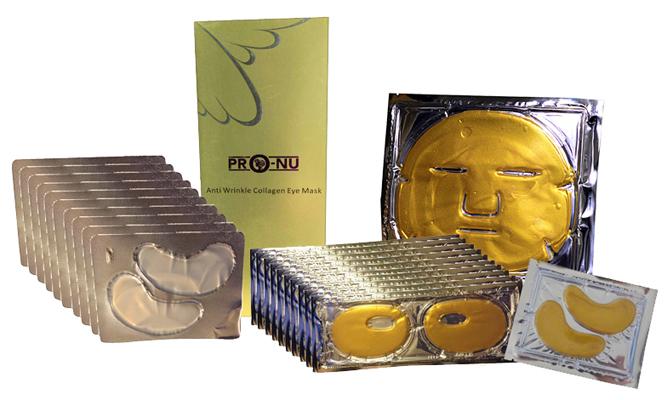 Shocking Benefits of the New 24 Karat Gold Facial Mask