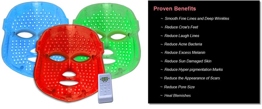 New Advanced Light Technology To Reduce Skin Aging